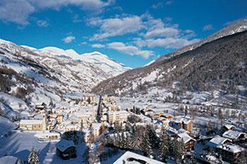 Inverno a Pragelato