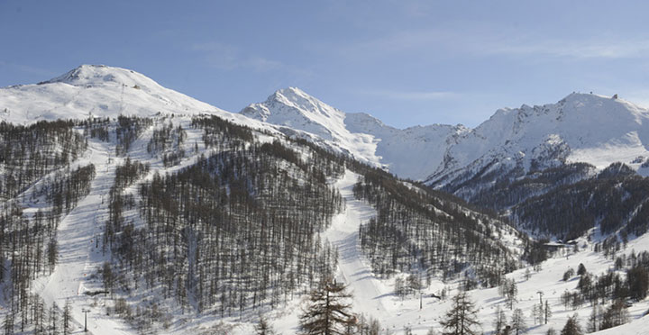 Montagne a Pragelato