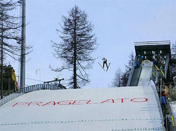 Olimpiadi a Pragelato